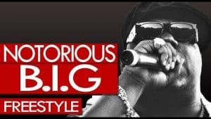 The Notorious B.I.G. legendary freestyle – Throwback 1995 #RIPBIG