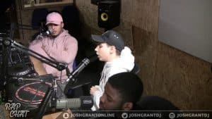 The Rap Chat – Mr Montgomery responds to Not3s' threat against him