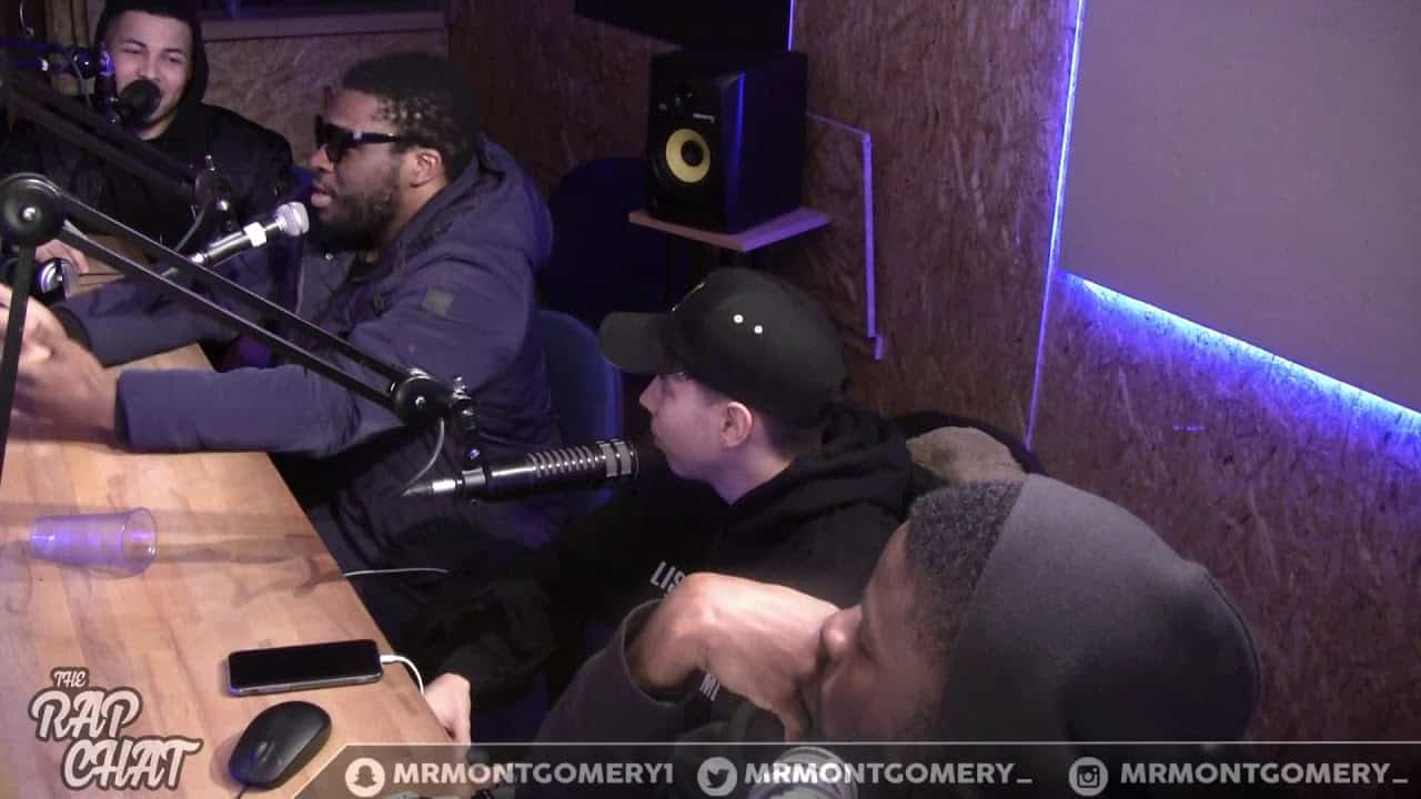 The Rap Chat with J Gang speaking on the Bellzey situation