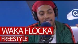 Waka Flocka Flame freestyle – Westwood (4K)