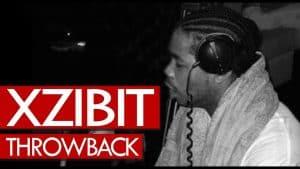 Xzibit freestyle 1998 – never heard before Throwback