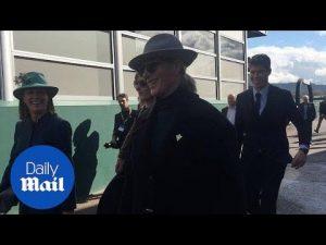 Zara Tindall arrives at Cheltenham Festival 2018 – Daily Mail