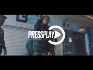 (23 Drillas) SmuggzyAce – Gunpowder Freestyle (Music Video) Prod By Simpz | Pressplay