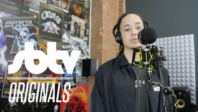 "Isaiah Dreads | #LiveTrax – ""Breakthrough"": SBTV"