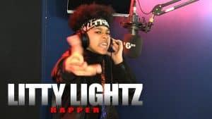 Litty Lightz – Fire InThe Booth