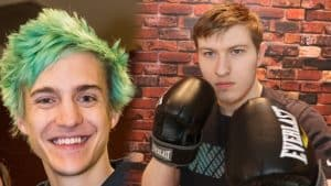 Ninja is a Good Guy! Scarce ******** on KSI Undercard? Lil Pump Goes After YouTuber