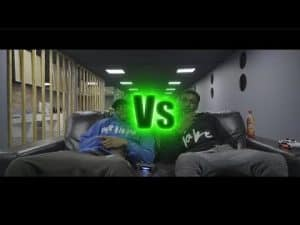 Taze Vs Oboy – Table Tennis, Youtube Comments + Is Taze Going Carni? | Pressplay