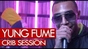Yung Fume freestyle – Westwood Crib Session (4K)