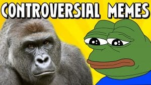 10 Most Controversial Memes