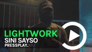 (1011) Sini Sayso – Lightwork Freestyle   Pressplay