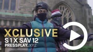 #12World S1 X Sav12 – Menaces 2 Society (Music Video) Prod By SxbzBeatz | Pressplay