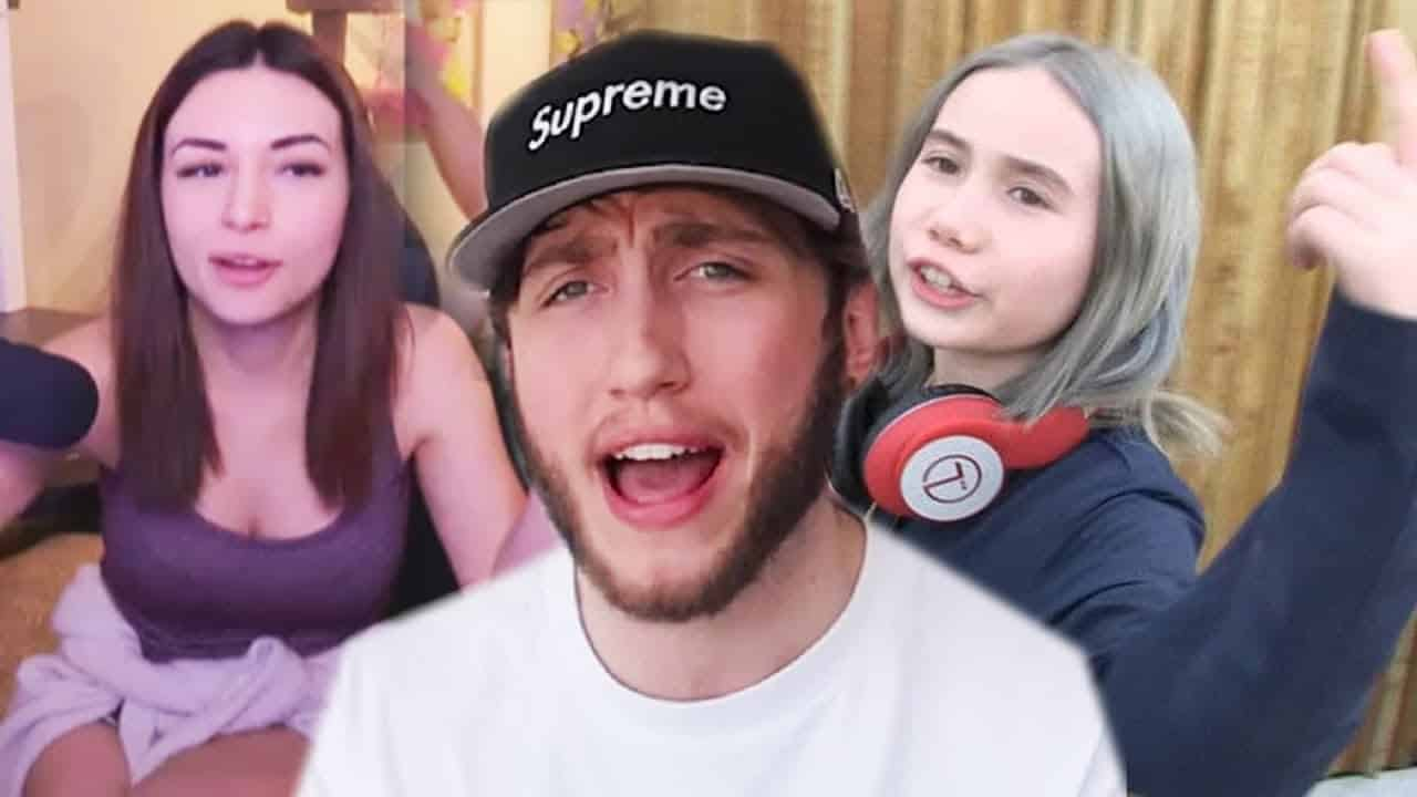 FaZe Banks Tells The TRUTH about LIL TAY! Alinity Caught Lying Again… FouseyTube Is Mad