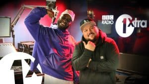 Fire in the Booth – Kojey Radical