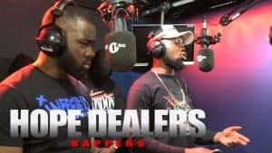 Hope Dealers – Fire In The Booth