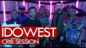 Idowest freestyle – Westwood Crib Session