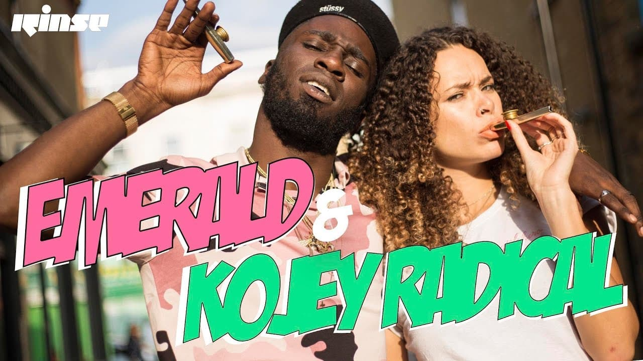 Kazoo Challenge with Kojey Radical on Drive with Emerald