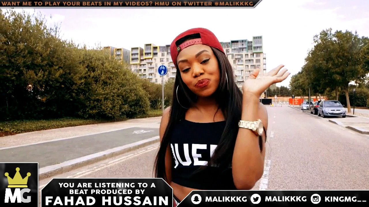 Lady Leshurr buys her sister a new car for driving her to all her shows    @MalikkkG