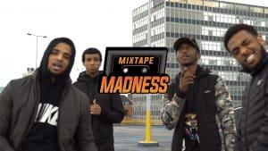 R.A Writz – Not Friendly (Music Video) | @MixtapeMadness