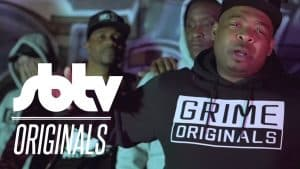 Sharky Major ft Manga, Fumin, Bruza & Maxwell D   Grime Originals RMX [Music Video]: SBTV