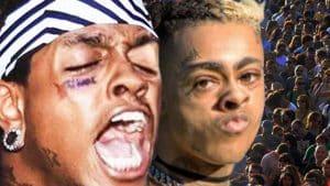 Ski Mask's Worst Live Performance ft XXXTENTACION