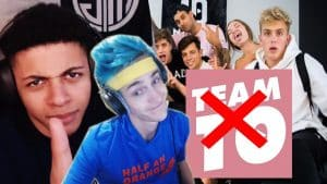 Team 10 ENDING? Ninja WON'T Stream w/ TSM Myth (Footage) PewDiePie Called Out for Nothing