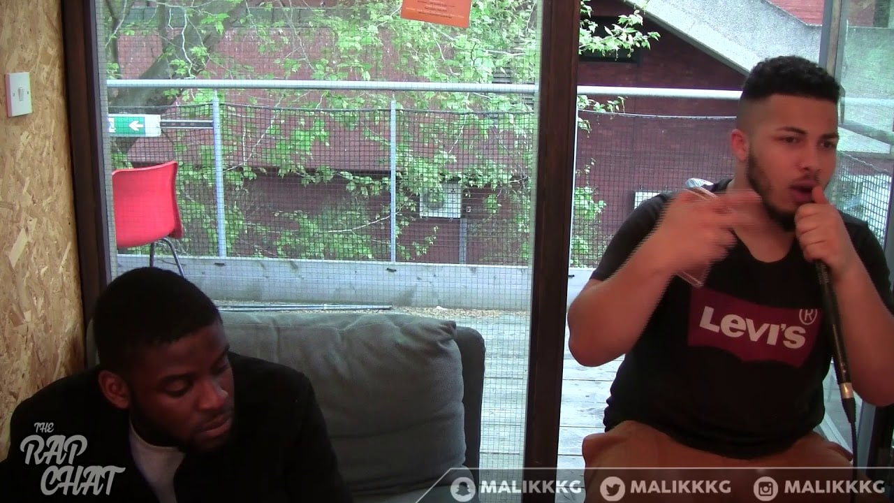 The Rap Chat with Maf – Kanyes recent tweets – Slavery a choice? – UK version of Kanye?