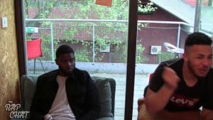 The Rap Chat with Maf – problem with artists signing too early & Krept & Konans restaurant