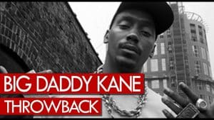 Big Daddy Kane freestyle – goes hard! Never heard before throwback