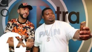 Big Narstie In Depth with DJ Target