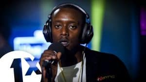 Buddy – Trouble On Central in the 1Xtra Live Lounge