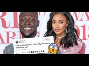 Does this mean Stormzy and Maya Jama have broken up?  | @MalikkkG