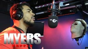 Myers – Fire In The Booth