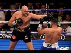 Tyson Fury Vs Sefer Seferi – Fans Respond To Tyson Fury's Comeback