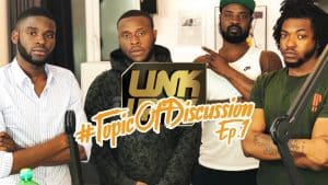 UK Drill Vs The Media | #TopicOfDiscussion (Ep.1) | Link Up TV