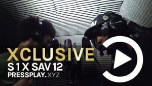 #12World S1 x Sav12 – Back2Back (Music Video) Prod. By SxbzBeats   Pressplay