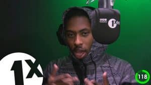 Crafty – Sounds of the Verse with Sir Spyro on BBC Radio 1Xtra