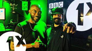 Damian Marley talks to Seani B about his favourite football team, Kabaka Pyramid and his UK Tour