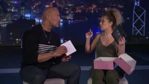 "Dwayne ""The Rock"" Johnson | Nush Cope Skyscraper Interview"