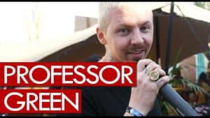 Professor Green on new single & drops the name of new album! Wireless 2018