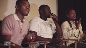 Rapman – Shiro's Story Pt.2 Screening Q&A | Link Up TV