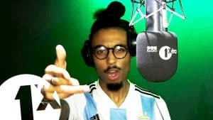 Reece West – Sounds of the Verse with Sir Spyro on BBC Radio 1Xtra