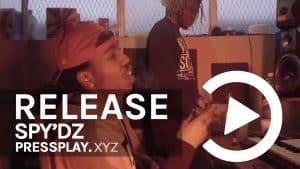 Spy'dz – Dark Side (Music Video) Prod By A2ontheBeat | Pressplay