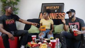 Steff Lon Don XXL Freestyle, UK Female Rap | 90sBabyShow x Kyra Wills | Next Topic| @MixtapeMadness