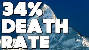 10 Most Dangerous Mountains