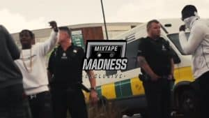 (23 Drillas) SmuggzyAce – Gunnerz On Me (Music Video) | @MixtapeMadness