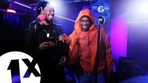 Avelino feat. Not3s – Boasy in the BBC 1Xtra Live Lounge