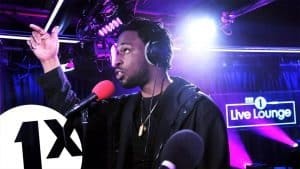Avelino – Nice For What (Drake Cover) in the BBC 1Xtra Live Lounge
