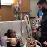 Drake Meets Young Fan About to Receive Heart Transplant