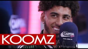 Koomz on Mariah, remix with Sneakbo, gettin in the music game – Westwood
