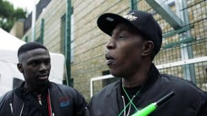 MM @ RedBullMusicUK Sound System Notting Hill Carnival 2018   @MixtapeMadness